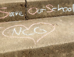NCG Treppe_Save_our_School 230