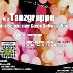 Tanzgruppe der Bensberger Garde sucht Verstärkung