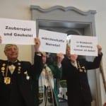 """Sessionsmotto 2014: """"Zauberspiel und Gaukelei"""""""