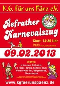 refrath Zug2013