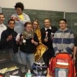 Neue Schulsanitäter in Bergisch Gladbach