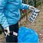 TS 79 sammelt Müll – für eine saubere Stadt