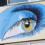 Auftakt zu einer Foto-Rätsel-Serie: street art
