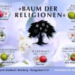 Kreativ am Baum der Religionen