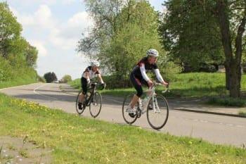 """Radtourenfahrt """"Rund um Schloss Bensberg"""""""