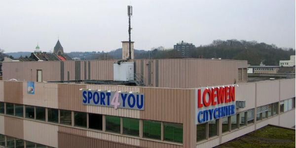 Loewen City Center 600