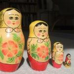 Wie russische Puppen
