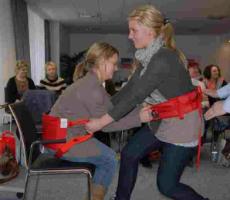 Aktionsreicher Pflege-Tag im Marien-Krankenhaus