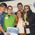Jugendteam des TuS Schildgen gewinnt Hauptpreis