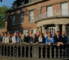 DrinnenDraußen: Ausstellung 100. Geburtstag Villa Risch