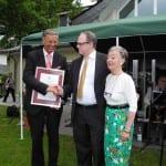 Bosbach für Zivilcourage geehrt