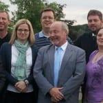 KG Alt Paffrath: Ein Bauer wird Präsident