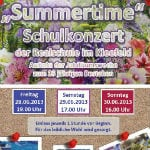Das Kleefeld bewegt: Feier und Konzerte zum 25. Geburtstag