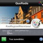 Website/App der Woche: Radeln mit Quoradis
