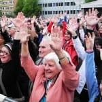 Bergisch Gladbachs Einwohnerzahl steht in den Sternen