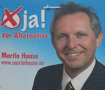 26 Fragen an Martin Haase (AfD)