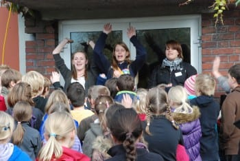 Teilnehmer der ersten Kinderstadt 2010