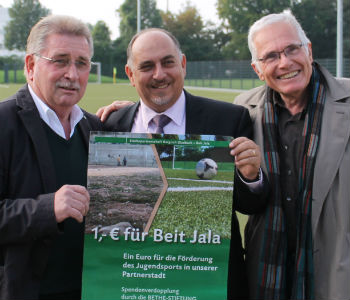 Fußball Beit Jala 230
