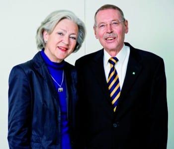 Helga und Peter Ludemann