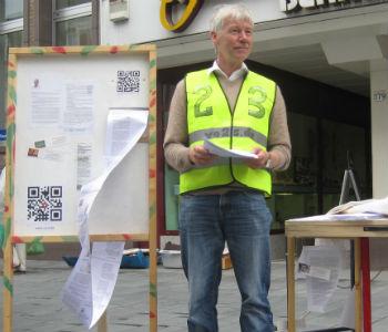 26 Fragen an Karl Ulrich Voss (Unabhängig)