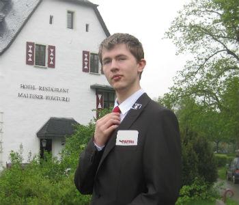26 Fragen an Florian Philipp