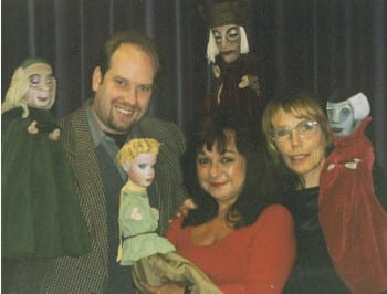 Kleiner Prinz - das Ensemble: Gerd J. Pohl, adsf, Heide Hamann
