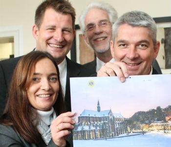 Urbach gründet eine neue Stiftung für Kinder