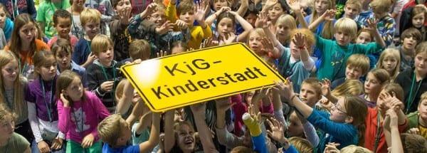 kinderstadt plakat groß
