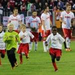 Belkaw-Arena: Zum Auftakt ein Fußballfest mit 9 Toren
