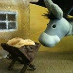 """""""Das kleine Eselchen Elias"""" im Puppenpavillon"""