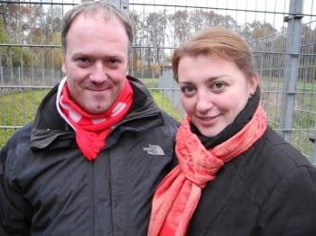 Michael und Alena Möller