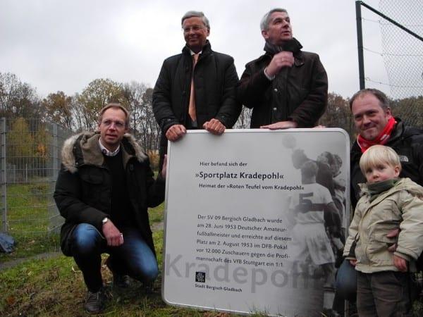 Patrick Duske, Wolfgang Bosbach, Lutz Urbach, Michael Höller, Martin Höller