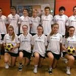Jugend-Auswahlteams sammeln Erfahrung in Belgien