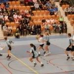 Erster Test für die RTB-Korfballer in Belgien