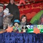 Der Moitzfelder Weihnachtsmarkt kann sich sehen lassen