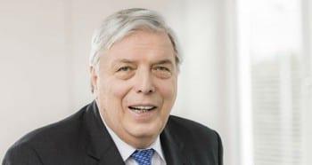 Firmengründer Willibert Krüger (73)