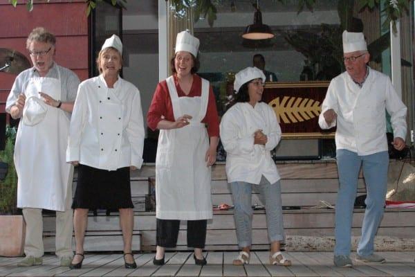 Heinz-D. Haun, Petra Christine Schiefer, Katharina Schüle, Barbara Werner, Jan Pothof (v.l.n.r)Heinz-D. Haun, Petra Christine Schiefer, Katharina Schüle, Barbara Werner, Jan Pothof (v.l.n.r)