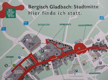 ISG Stadtplan