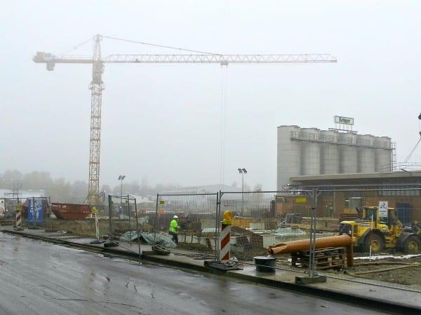 Krüger Bausstelle