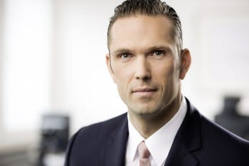 Marc Krüger - mit Guido Colsmann Geschäftsführer