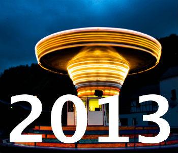 Das war das Jahr 2013 in Bergisch Gladbach