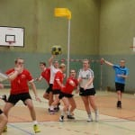 Korfball-Highlights vor der Winterpause