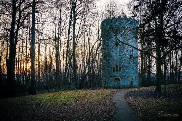 Ein aktuelles Bild des Wasserturms. Foto: Markus Ruhkiek