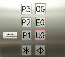 Auf und Ab: Formel 1 im Aufzug