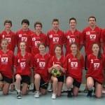Korfball-Challenge in Rotterdam mit vielen Gladbachern