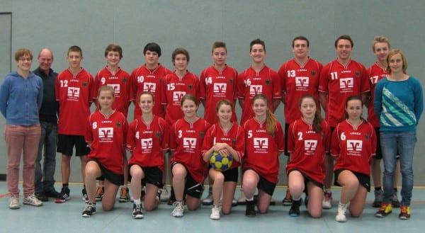 korfball dtb U16 bea