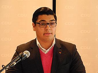 Diego Faßnacht, Kandidat des Stadtverbandes Bergisch Gladbach