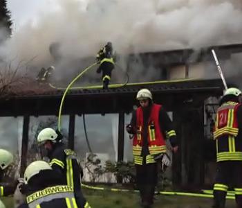 Jahresrückblick der Feuerwehr in Bildern