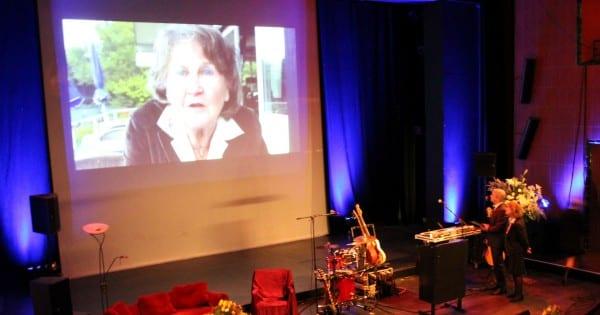 In einem Film von Andreas Schwann wird Erika Mundorf vorgestellt