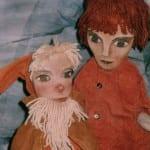 Kaspar, ein Waldgeist und einige Zwerge im Puppenpavillon